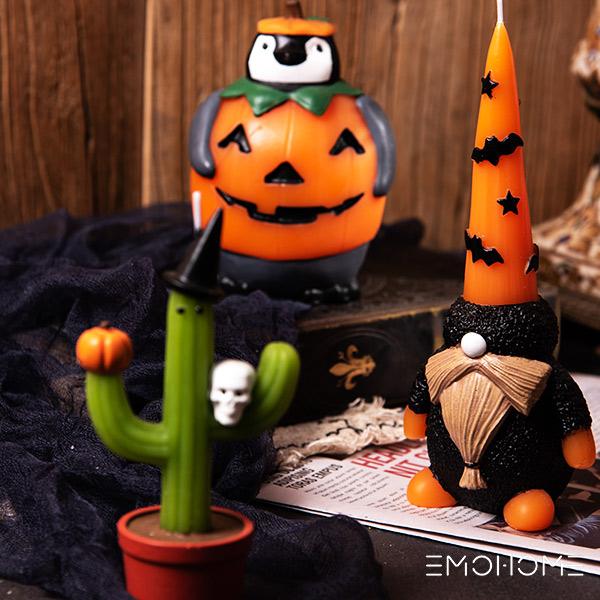 Как это работало, прежде чем вы научитесь делать свечи на Хэллоуин