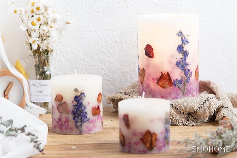 Рождественские украшения свечи сувениры