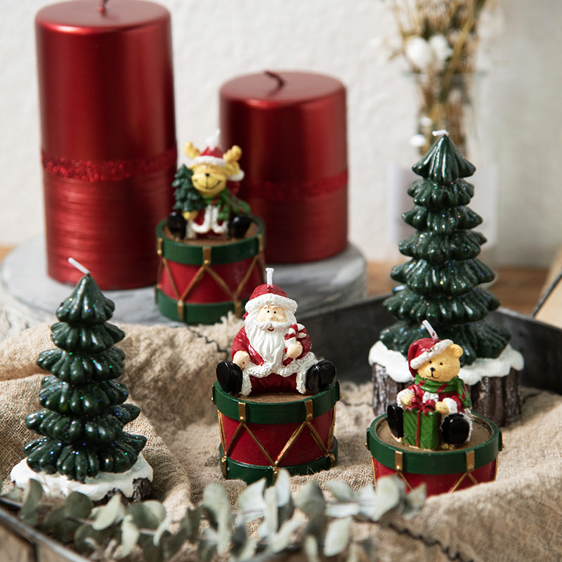 Рождественская свеча